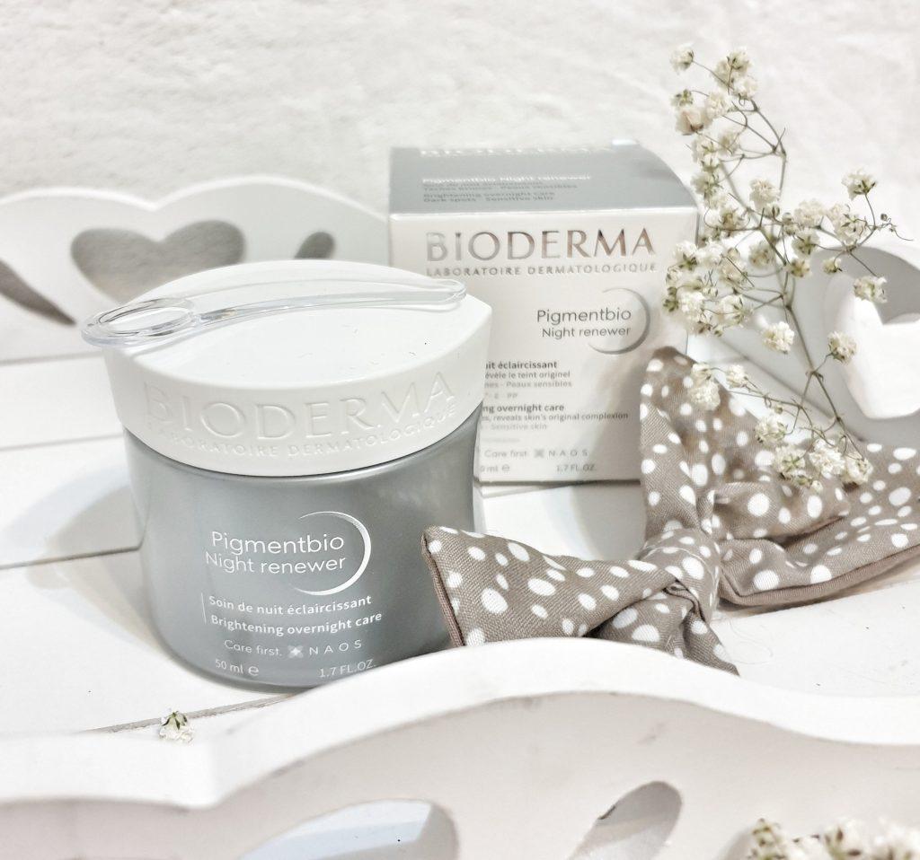 crema de noapte pigmentbio