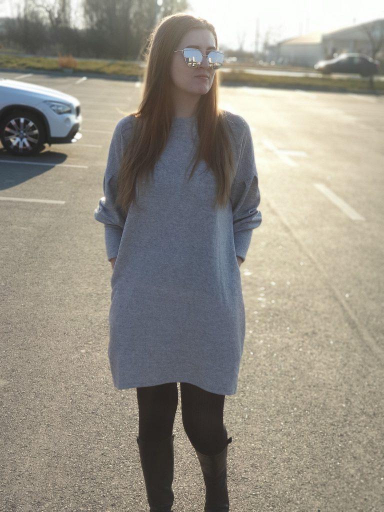 https://www.dear-lover.com/Gray-Autumn-Winter-Long-Lantern-Sleeve-Knitted-Sweater-Dress-p180475.html